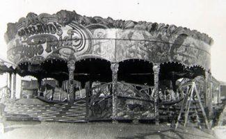 Presland's - The Jungle Ride.  The National Fairgounrd Archive. |