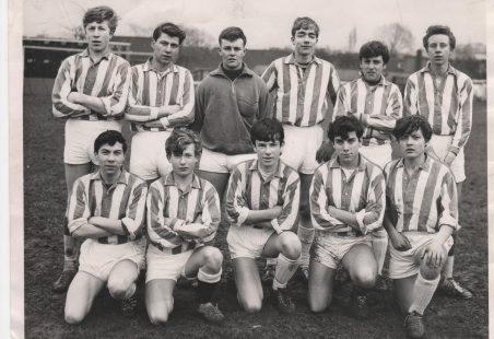 Laindon High Road School Football team