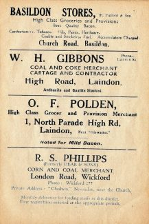 Parish Magazine 1946 continued