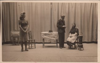 Laindon Youth Centre Drama Group 1946 in