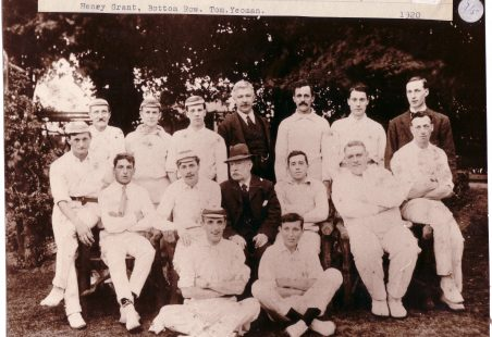 Langdon Hills Cricket Club