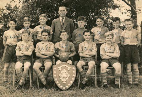 1955-56 Schools County Football