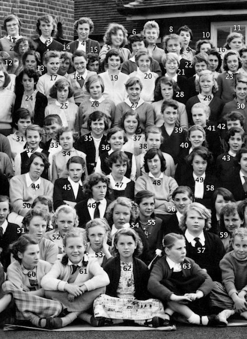 Laindon High Road School 1958 (2 of 14)
