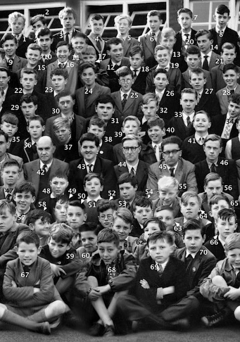Laindon High Road School 1958 (10 of 14)