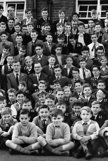 Laindon High Road School 1958 (11 of 14)