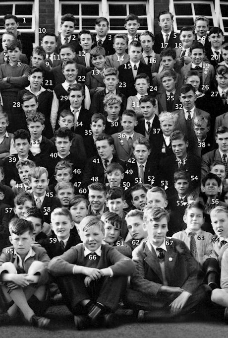 Laindon High Road School 1958 (12 of 14)