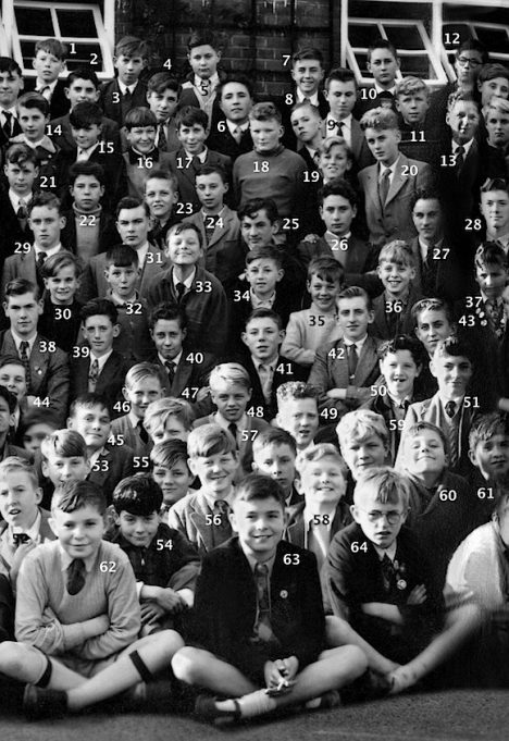 Laindon High Road School 1958 (13 of 14)