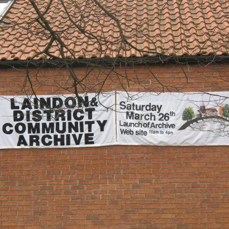 Launch of Archive Website | Patsy Mott