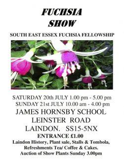 South East Essex Fuchsia Fellowship