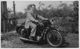 Vin Stroud, Ferndale c.1949