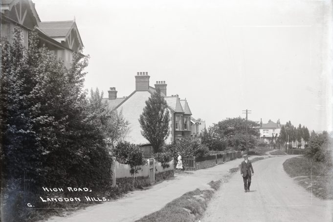 Fleetwood Lodge on the left, Primrose Lodge in the distance. | Barry Ellerby