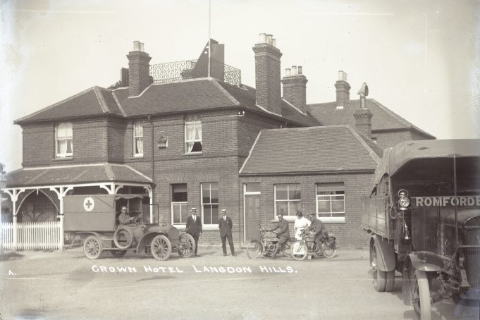 The Crown Hotel   Barry Ellerby