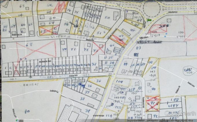 Archer Road 1949 | BDC 1949 Survey