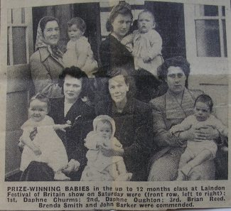 Churms family continued.