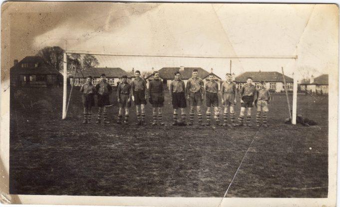 Laindon School Football Team   Nina Barnett