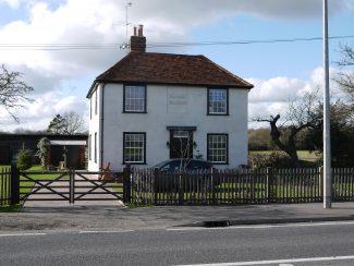 The Farm house today | Ken Porter
