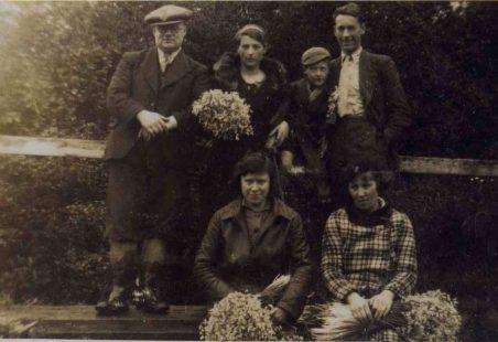 The Burton Family's War Years