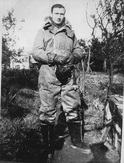 Sergeant John Charles Burdett.
