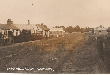 History of Laindon