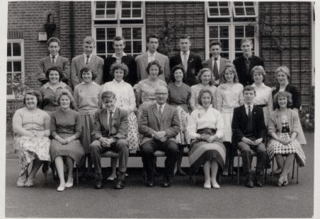 Prefects, 4X and 5X 1959/60