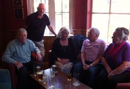 28 September 2012 - Laindon Library Memory Day