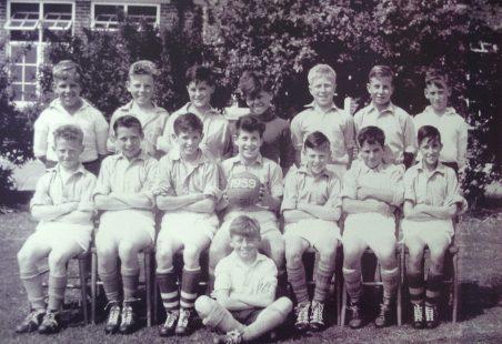 Markhams Chase Football Team 1959
