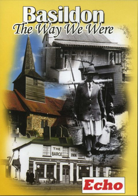 New DVD. Basildon - The Way We Were.