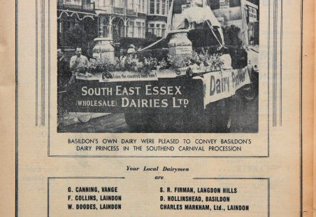 National Dairy Festival 1957