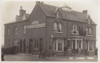 The Laindon Hotel 1941-1942