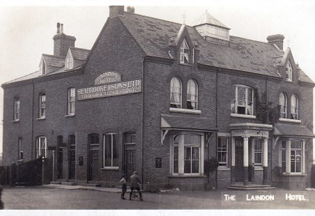 The Laindon Hotel 1941-1942