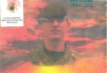 Lee Davies - Hero - Afghanistan