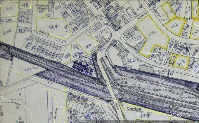 Denbigh Terrace History | BDC 1949 Survey