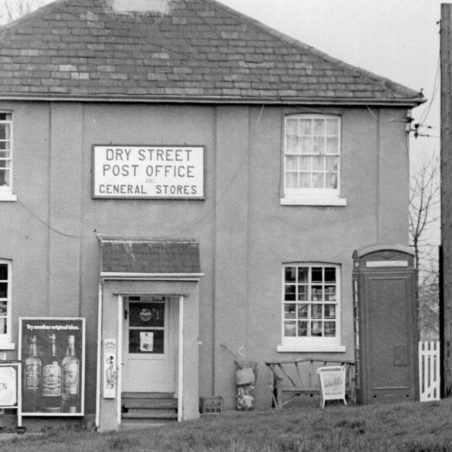 Dry Street Post Office | Brian Baylis