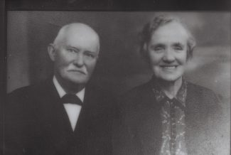 The Founder Charles and his wife Emma | Roger Clark