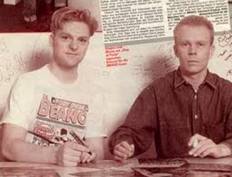 Erasure - formed 1985.  Andy Bell and Vince Clarke.
