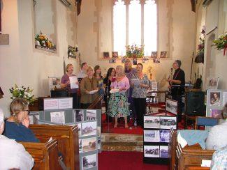 St Nicholas Choir, Laindon has Talent