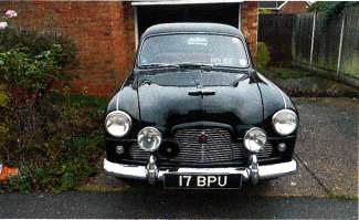 Dads Ford Zephyr | Peter Sloper