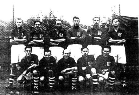 Laindon Football First Team