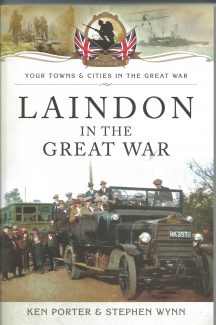 Laindon in the Great War (including the old parishes of Basildon)