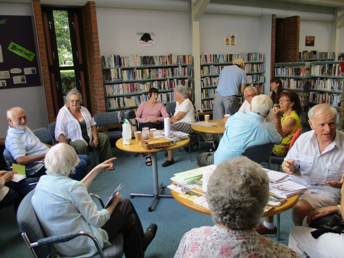 Memory Day at Laindon Library 24 June 2017 | Colin Humphrey