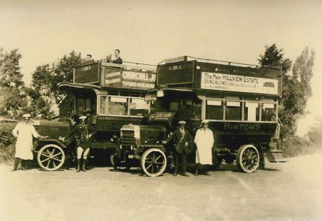 Laindon and District early bus service