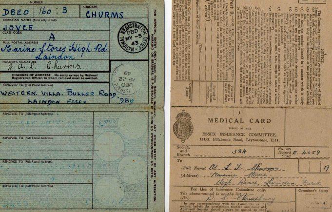 Marine Stores (Documents)