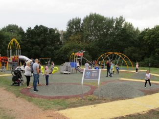 Victoria Park's New Playground and a Walk Around Alexandra Road. | Colin Humphrey