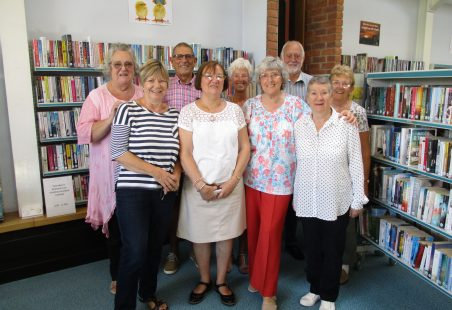 Memory Day at the Library 29th July 2017