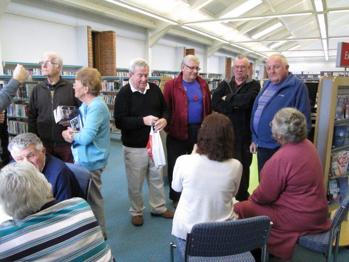 Another enjoyable meeting. | Colin Humphrey