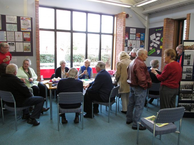 Laindon Library Memory Day 28th November 2015
