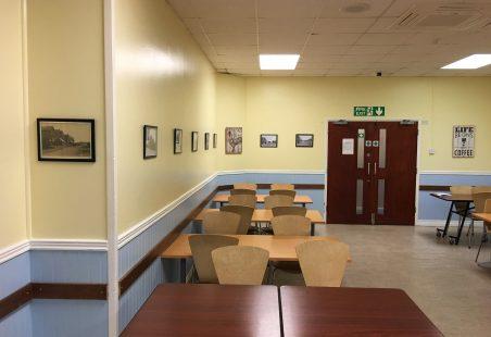 Laindon Community Centre Café.
