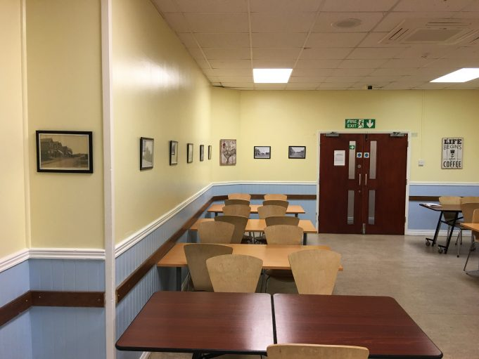 Laindon Community Centre Café.