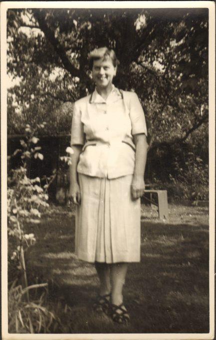 Ivy Jobson. | Nina Humphrey(née Burton)