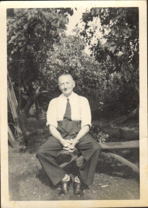 Frederick Jobson. | Nina Humphrey(née Burton)